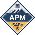 SAFe Agile Product Management, SAFe APM, APM Certification, SAFe Agile Certification, Scaled Agile Training