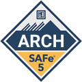 SAFe for Architects, SAFe 5 ARCH, SAFE ARCH, Scaled Agile Certification, SAFe Agile Certification