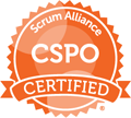 Certified Scrum Product Owner, CSPO Certofocation, Product Owner Certification