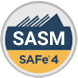 SAFe Advanced Scrum Master, SAFe Agile Certification, SAFe SASM, Scaled Agile Training, Advanced Scrum Master Certification