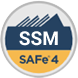 SAFe Scrum Master, SAFe SSM, Scaled Agile Certification, SAFe Agile Certfication, Scrum Master Certification, SSM